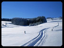 Silvester im Erzgebirge - Skilift Hotel